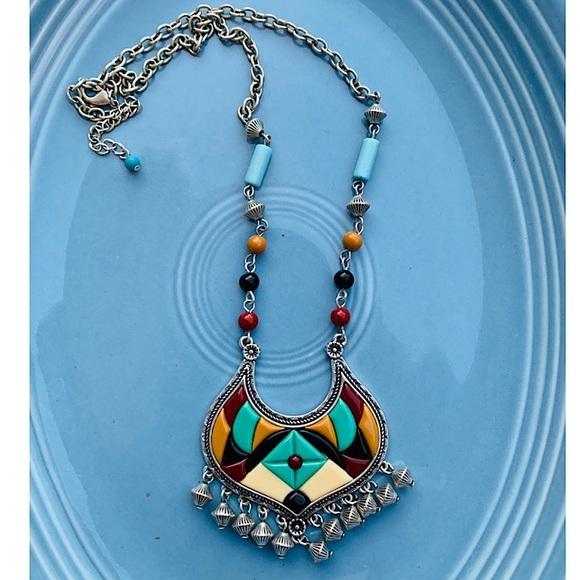 Vintage Southwestern Necklace